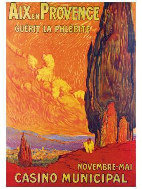 Aix en Provence by M^ Feguide