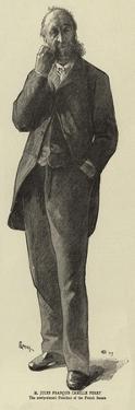M Jules Francois Camille Ferry