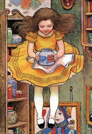 Alice in Wonderland by M L Kirk