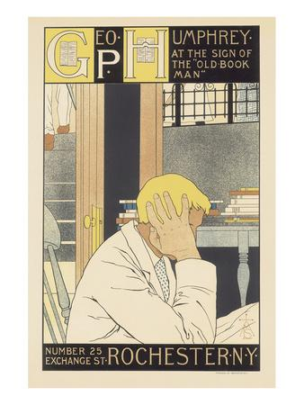 Geo P. Humphrey, The Old Book Man