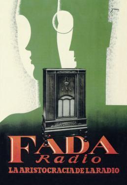 Fada Radio, La Aristocracia de la Radio by M. Miralles