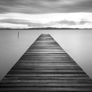 Evening Jetty by M. Mun