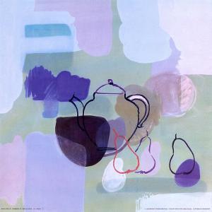 Glass and China II by M. Patrizia