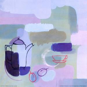 Glass and China III by M. Patrizia