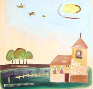 High Fly I by M. Patrizia