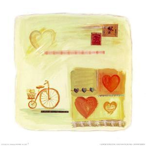 Love Ride IV by M. Patrizia