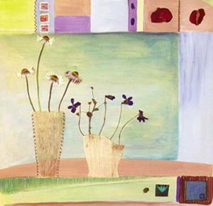 Midsummer Memories I by M. Patrizia