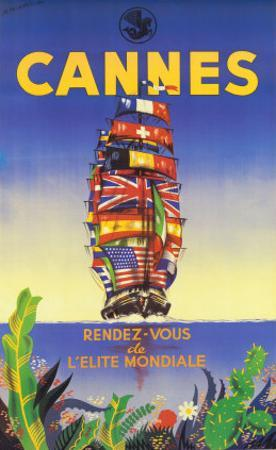 Cannes by M. Pecnard