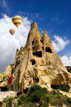 Cappadocia Houses by M Reza Faisal