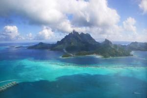 Bora Bora Island by M Swiet Productions