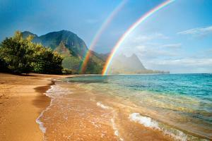 Hawaii Rainbow by M Swiet Productions
