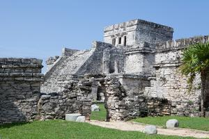 Mayan Ruins by M Swiet Productions
