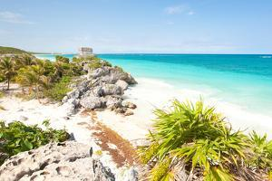 Tulum Ruins by M Swiet Productions