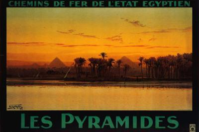 Pyramides by M. Tamplough