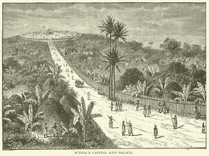 M'Tesa's Capital and Palace