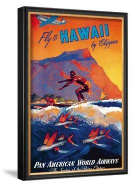 Fly to Hawaii by M. Von Arenburg