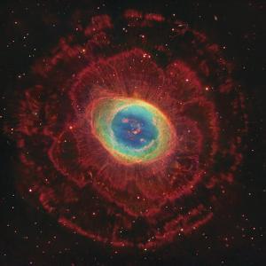 M57, the Ring Nebula