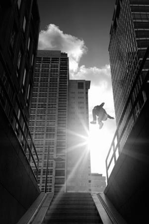 Parkour - Streetrunners by Maarten Wouters