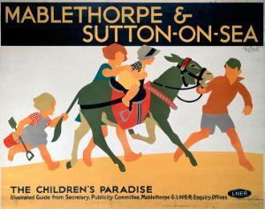 Mablethorpe & Sutton-on-Sea, LNER, c.1923-1947