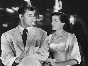 Macao, from Left, Robert Mitchum, Jane Russell, 1952