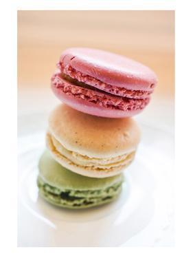 Macarons, Paris, Ile de France, France