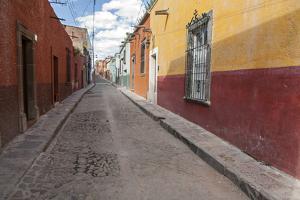 A Street in San Miguel De Allende by Macduff Everton