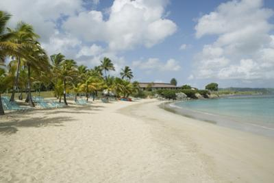 Beach at the Buccaneer, St. Croix by Macduff Everton