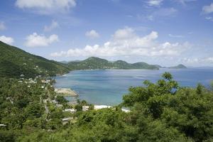 Carrot Bay, Tortola, British Virgin Islands by Macduff Everton