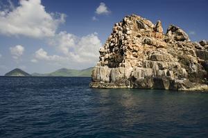 Carval Rock near St. John by Macduff Everton