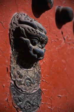 Detail of a Door by Macduff Everton