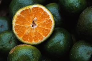 Green Oranges by Macduff Everton