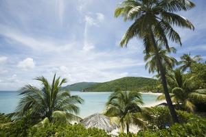 Little Dix Bay, Virgin Gorda, British Virgin Islands by Macduff Everton