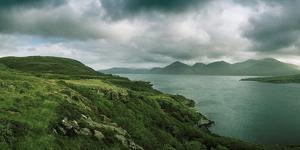 Overlooking a Portion of Loch Na Keal by Macduff Everton