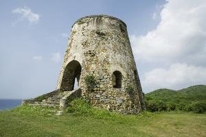 Sugar Mill in St. Croix by Macduff Everton