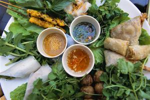 Vietnamese Appetizers and Dipping Sauces by Macduff Everton