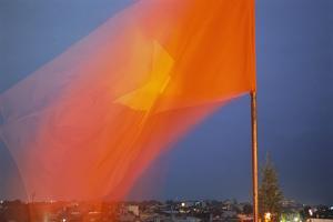 Vietnamese Flag by Macduff Everton