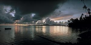 Wiwi Beach at Dawn, Near the 180th Meridian by Macduff Everton
