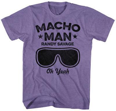 Macho Man- Savage Goggles