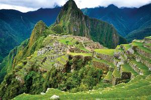 Machu Picchu Overview