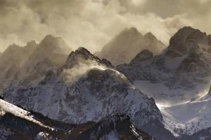 High Tatra I by Maciej Duczynski