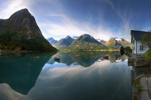 Norway II by Maciej Duczynski