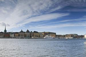 Stockholm III by Maciej Duczynski