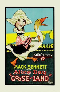 Gooseland or Goosland by Mack Sennett