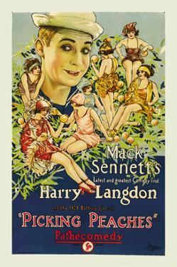 Picking Peaches by Mack Sennett