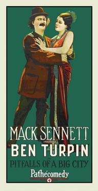 Pitfalls or a Big City by Mack Sennett