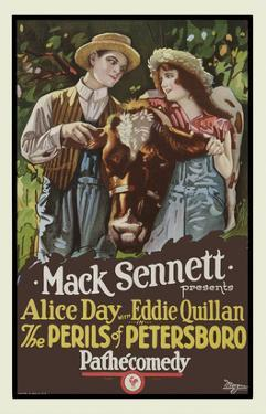 The Perils of Petersboro by Mack Sennett