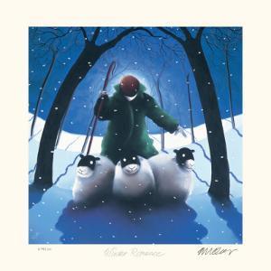 Winter Romance by Mackenzie Thorpe