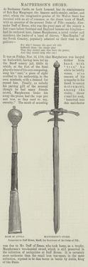 Macpherson's Sword