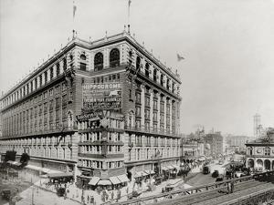 Macy's Department Store, New York, N.Y.