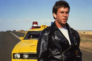 MAD MAX, 1979 directed by GEORGE MILLER Mel Gibson (photo)